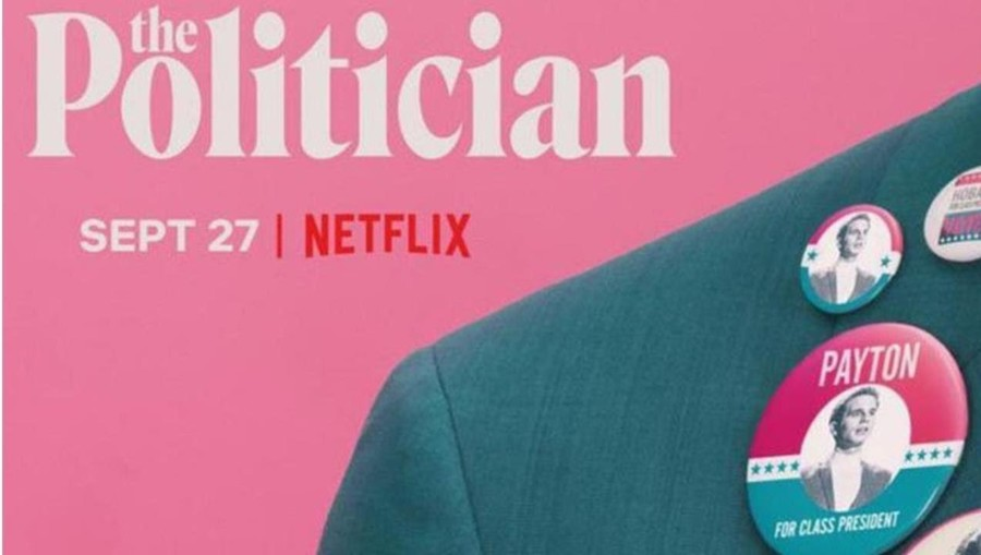 the politician netflix ryan murphy contrato