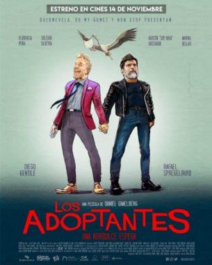 poster los adoptantes