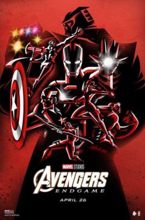 review avengers endgame