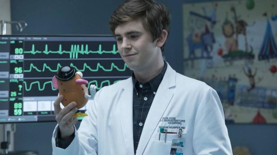 serie the good doctor amazon prime video