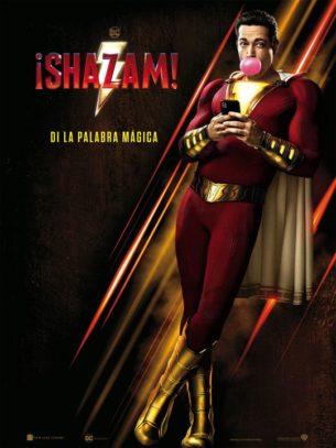 crítica de shazam