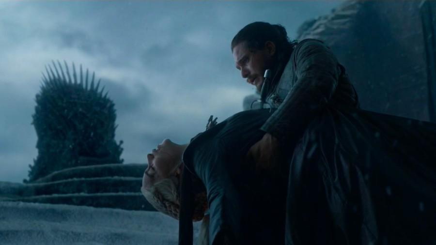muerte de daenerys game of thrones final