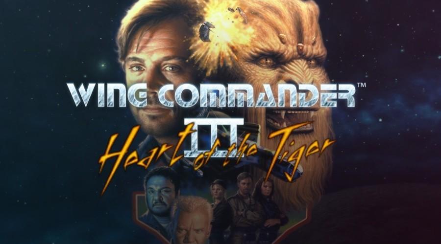 Mark Hamill y Malcolm McDowell en la franquicia Wing Commander