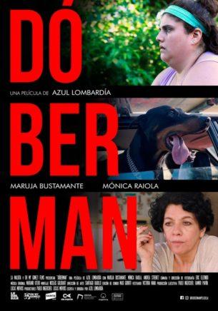 crítica de dóberman película