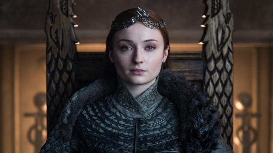 sansa queen in the north