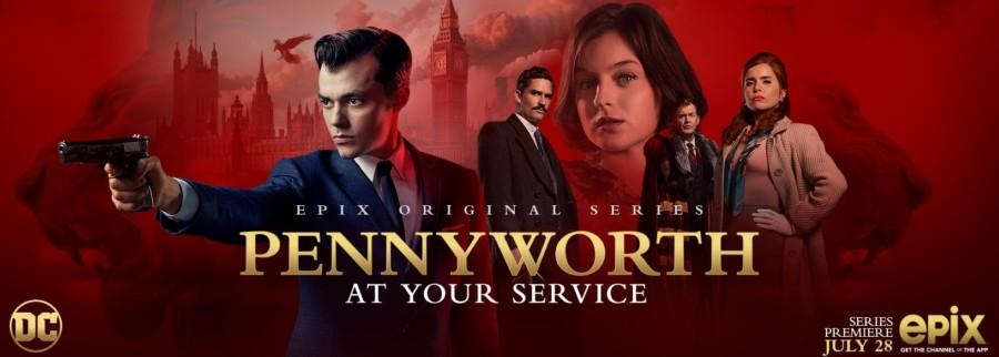 fecha de estreno Pennyworth calendario series 2019