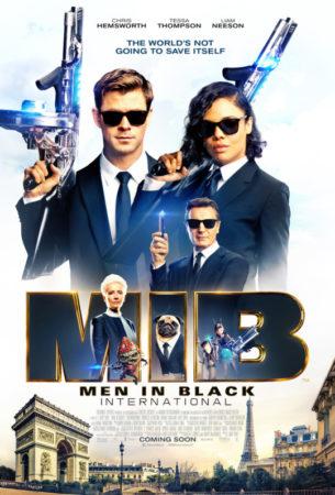 critica Men in Black: International