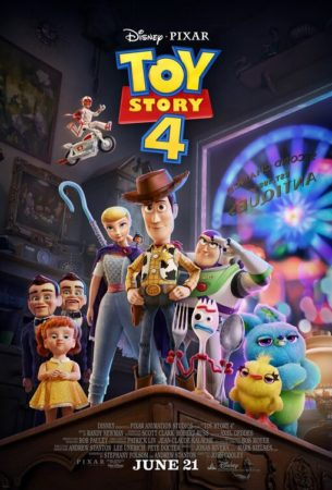 crítica Toy Story 4