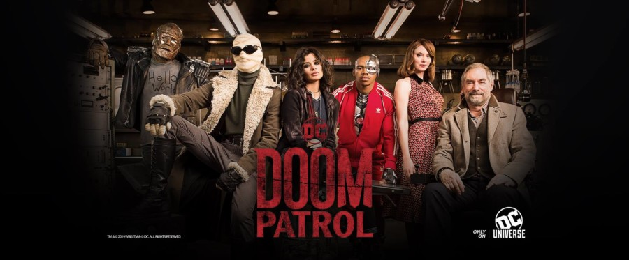 doom patrol las mejores series 2019