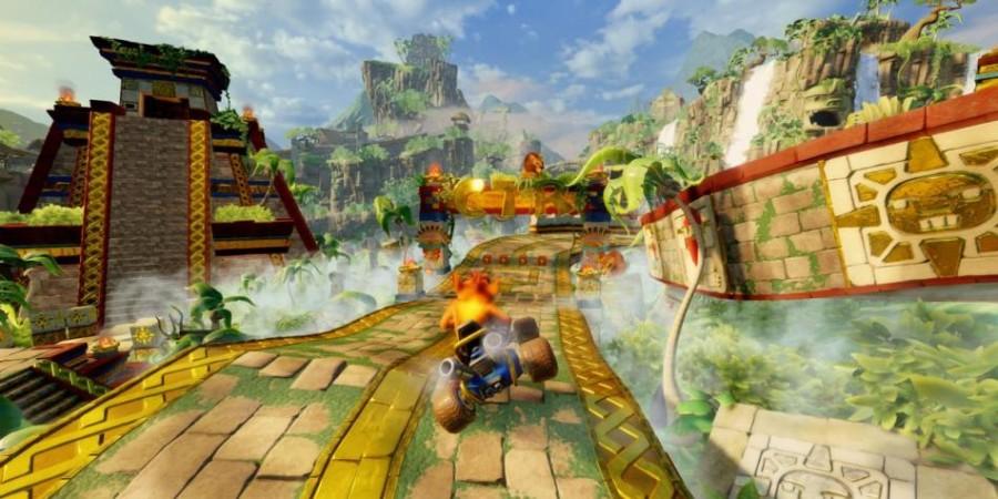 ¿Vale la pena jugar Crash Team Racing?
