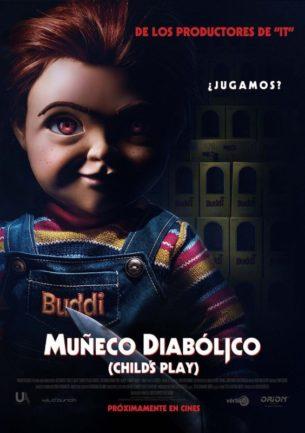 El Muñeco Diabólico chucky 2019 crítica