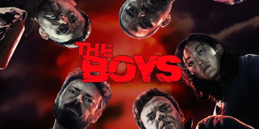 series julio 2019 the boys amazon prime video