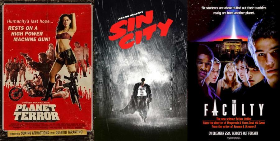 las películas esenciales de Robert Rodriguez