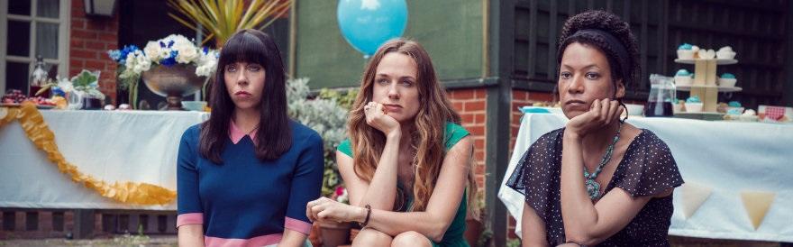 serie inglesa Women on the Verge