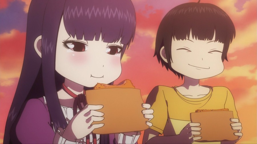 ver anime Hi Score Girl