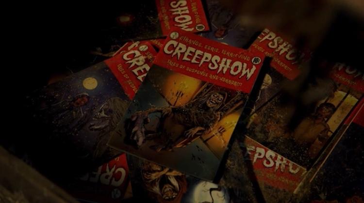 serie creepshow