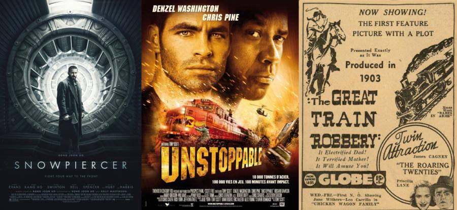 El uso de los trenes en el cine y la ficción