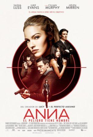 Anna, El Peligro tiene nombre