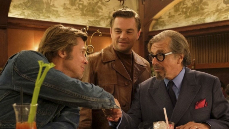 once upon a time in hollywood critica