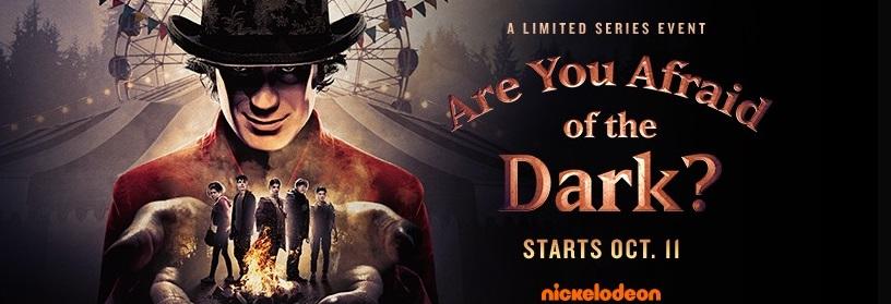 cuando estrena Are You Afraid of the Dark?