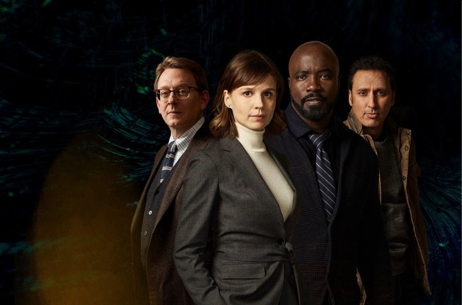 serie evil mike colter