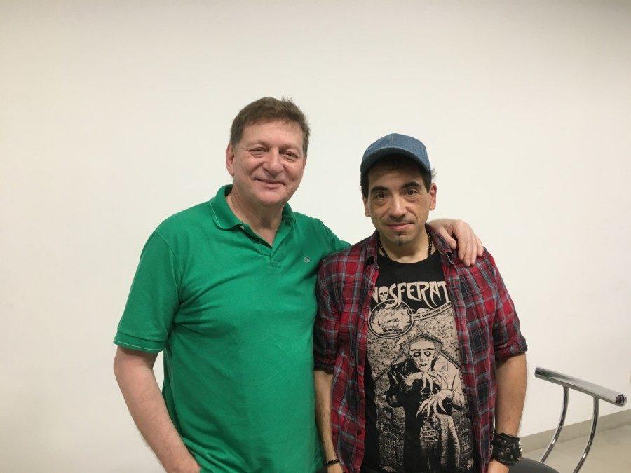 Daniel de la Vega y Osmar Nuñez: entrevista al director y el protagonista de Punto Muerto