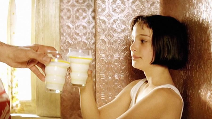 vaso de leche en el cine el perfecto asesino