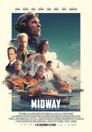 midway critica película