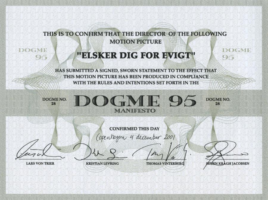 Manifiesto del Dogma 95